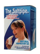 Higher Nature Mini Salt Pipe Inhaler