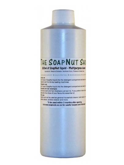 SoapNuts Liquid, 500ml