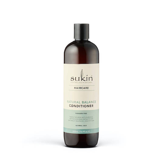 Sukin Natural Balance Conditioner, 500ml
