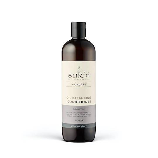 Sukin Oil Balancing Conditioner, 500ml