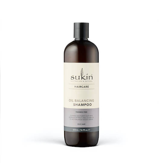 Sukin Oil Balancing Shampoo, 500ml