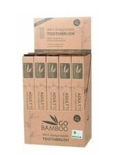 Go Bamboo - Toothbrush