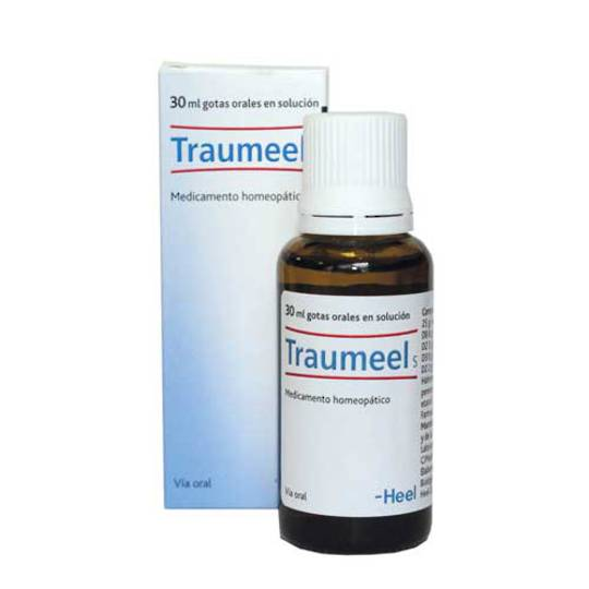 Heel Traumeel Tincture, 30ml or 100ml