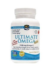 Nordic Naturals Ultimate Omega Minis (60 soft gels)