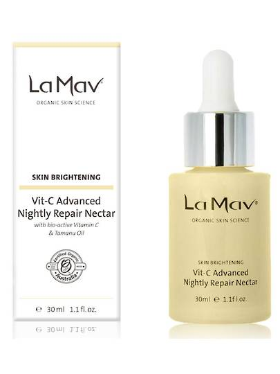 La Mav Vit-C Advanced Nightly Repair Nectar, 30ml