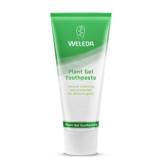 Weleda Plant Gel Toothpaste, 75ml
