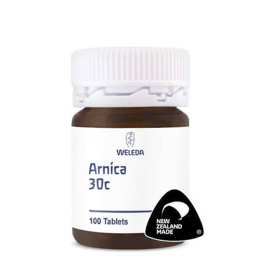 Weleda Arnica (30c), 100 Tablets