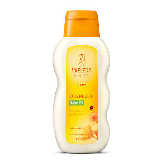 Weleda Calendula Baby Oil, 200ml