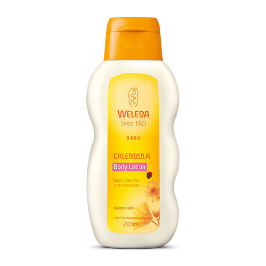 Weleda Calendula Baby Body Lotion, 200ml