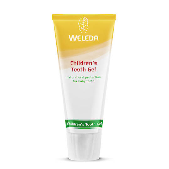 Weleda Children's Tooth Gel, 50ml (best before 06/21)