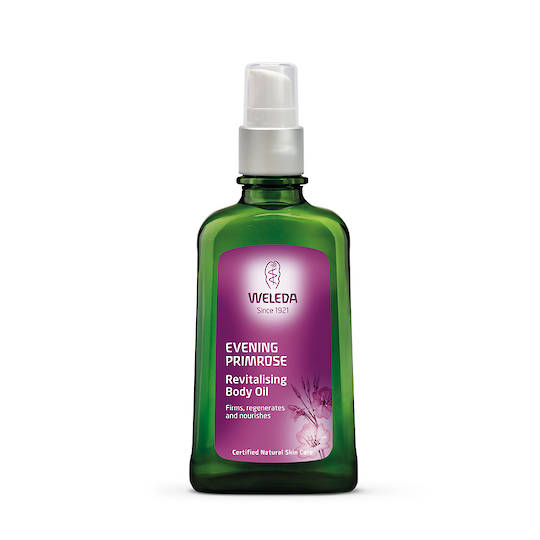 Weleda Evening Primrose Age Revitalising Body Oil, 100ml