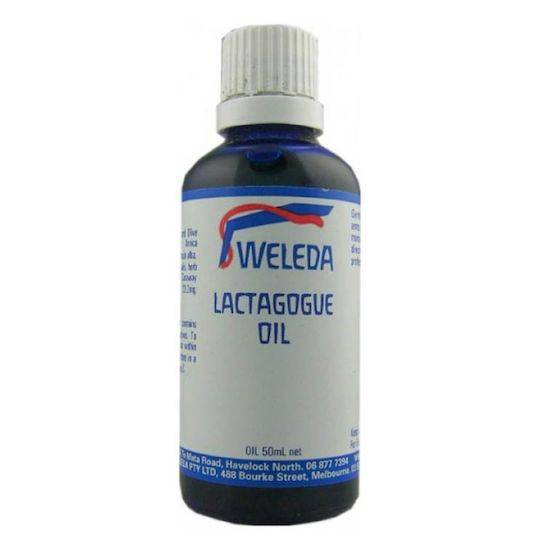 Weleda Lactagogue Oil, 50ml