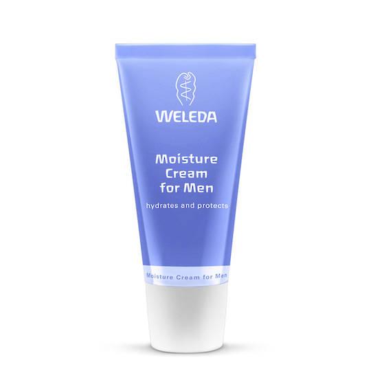 Weleda Moisture Cream for Men, 30ml best before end 06/21)