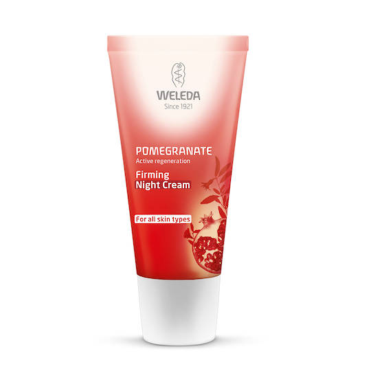 Weleda Pomegranate Firming Night Cream, 30ml (best before end 04/21)