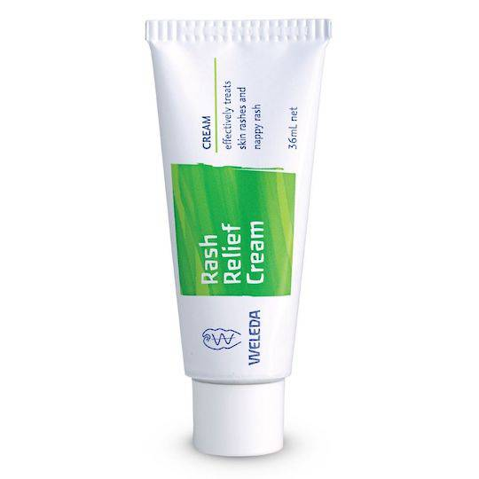 Weleda Rash Relief Cream, 36ml