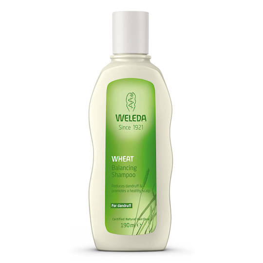 Weleda Wheat Balancing Shampoo, 190ml