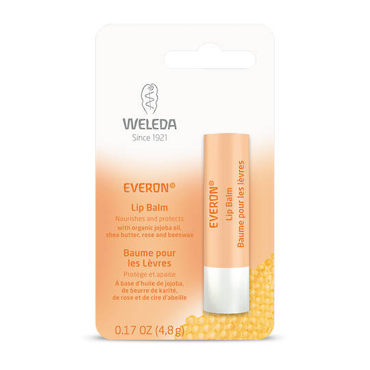 Weleda Everon Lip Balm, 4.8g