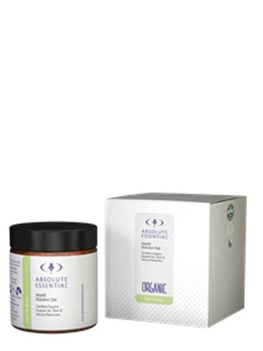 Absolute Essential Organic WartX Solution Gel, 50gm