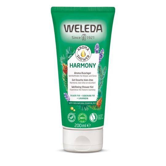 Weleda Shower Gel - Aroma Range, 200ml