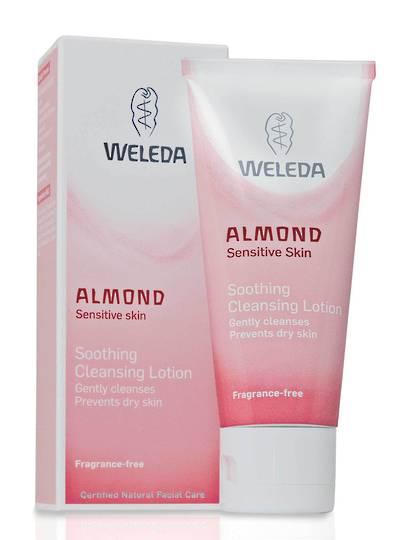 Weleda Almond Soothing Cleansing Lotion, 75ml