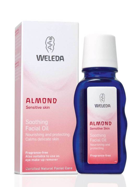 Weleda Almond Soothing Facial Oil, 50ml