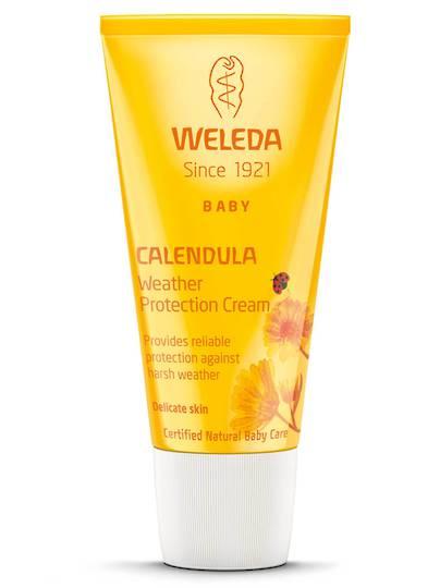 Weleda Calendula Baby Weather Protection Cream, 30ml