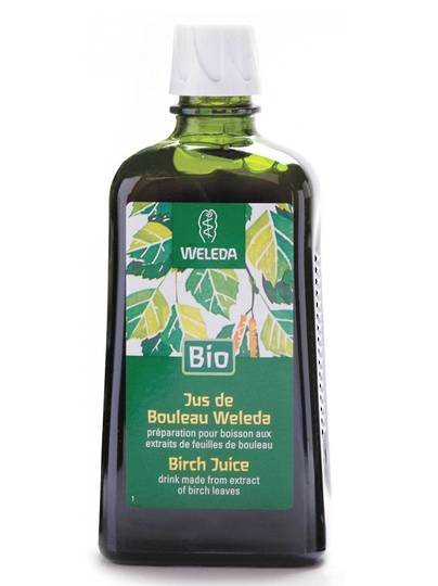Weleda Organic Birch Juice, 250ml (new larger size)