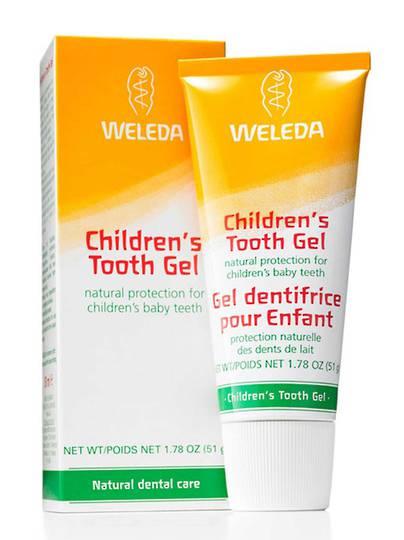 Weleda Children's Tooth Gel, 50ml