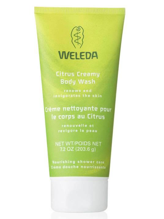 Weleda Citrus Creamy Body Wash, 200ml