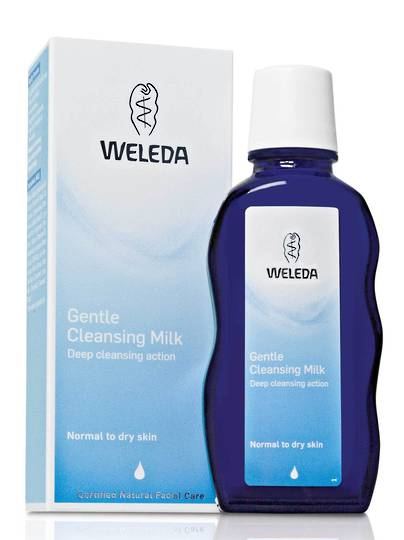 Weleda Gentle Cleansing Milk, 100ml (best before end 09/20)