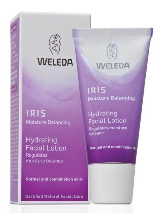 Weleda Iris Hydrating Facial Lotion, 30ml