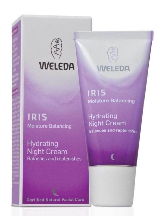 Weleda Iris Hydrating Night Cream, 30ml