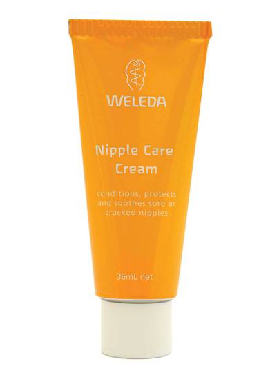 Weleda Nipple Care Cream, 10ml