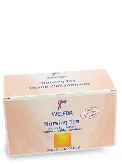 Weleda Nursing Tea, 20 Tea Bags, 40g