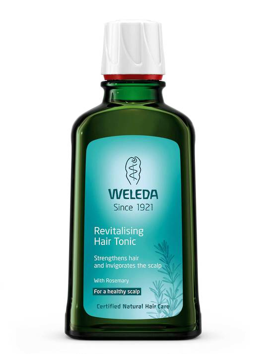 Weleda Revitalising Rosemary Hair Tonic, 100ml