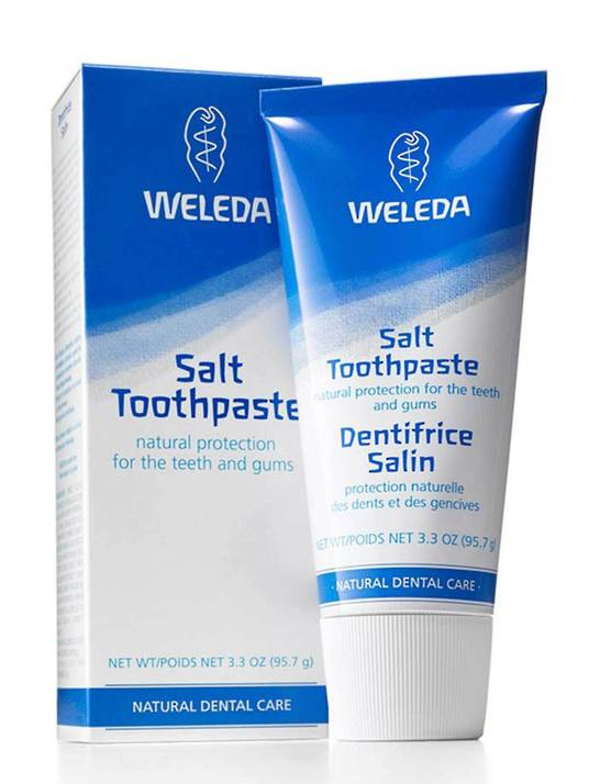 Weleda Salt Toothpaste, 75ml