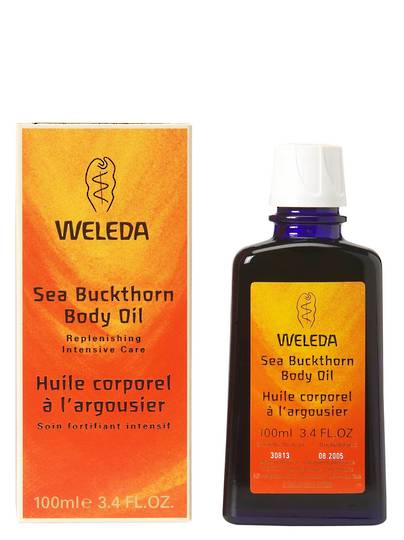 Weleda Sea Buckthorn Body Oil, 100ml
