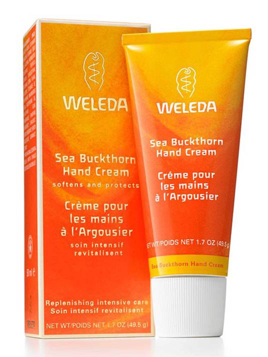 Weleda Sea Buckthorn Hand Cream, 50ml