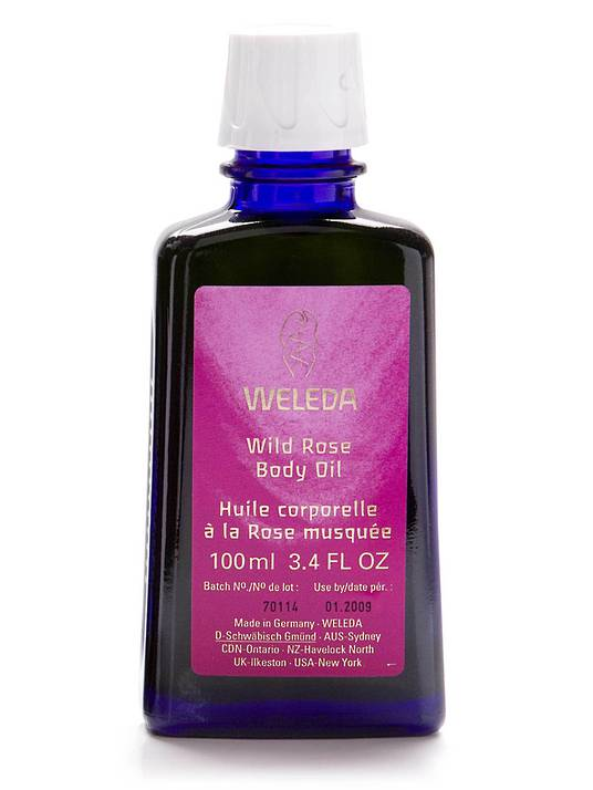 Weleda Wild Rose Body Oil, 100ml