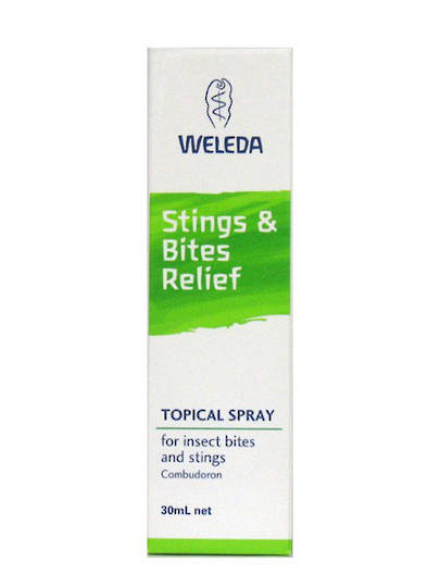 Weleda Stings and Bites Relief Spray, 30ml