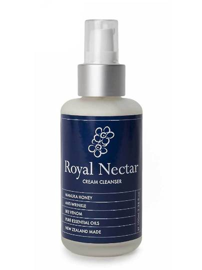 Nelson Honey NZ Royal Nectar - Cream Cleanser, 100ml