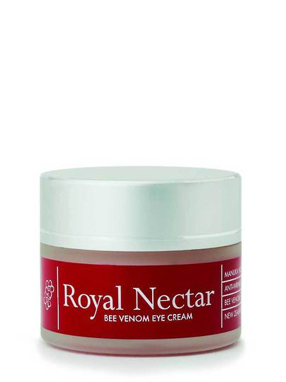 Nelson Honey NZ Royal Nectar - Bee Venom Eye Cream, 15ml