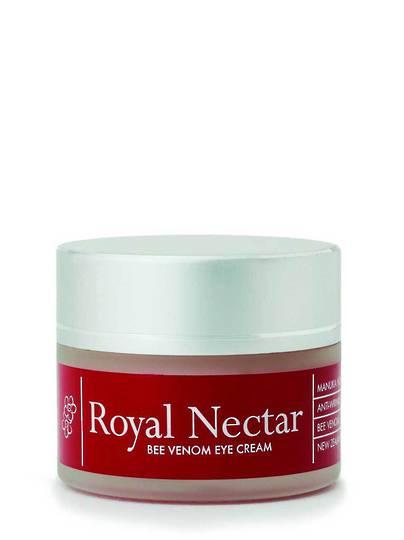 Nelson Honey NZ Royal Nectar - Bee Venom Eye Cream, 15ml