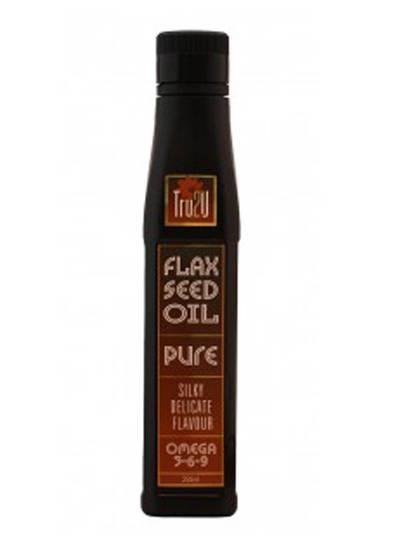 Tru2U Flax Seed Oil, 250ml
