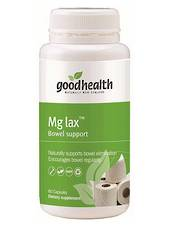 Good Health Mg Lax, 60 Capsules