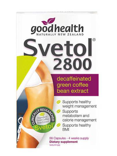 Good Health Svetol 2800, 112 caps (use by end April 2021)