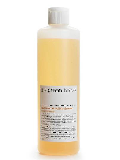 The Green House - Bathroom, floor & toilet cleaner, 500ml