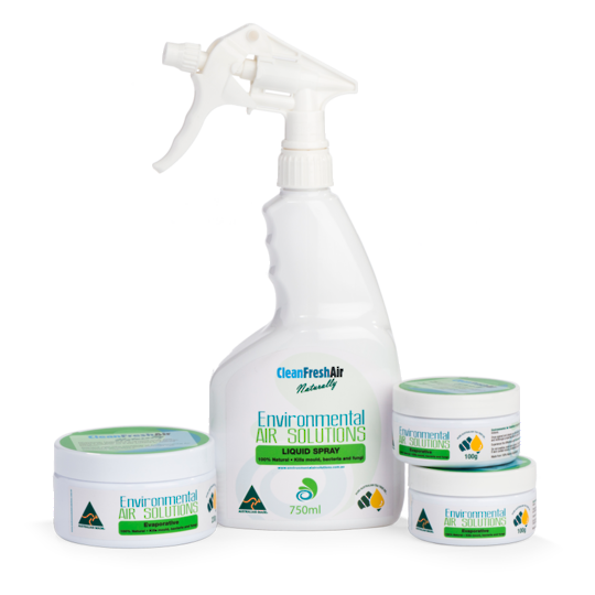 Clean Fresh Air Home Pack (4 products)