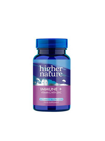 Higher Nature Immune +, 90 tablets