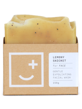 Fair and Square Soapery Lemony Snicket Soap, 150g